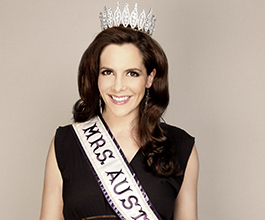 Interview with Mrs Australia Piper O'Neill on Body Image