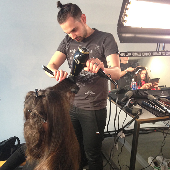 Interview with Hair Stylist Theo Dimitri Sotiriou