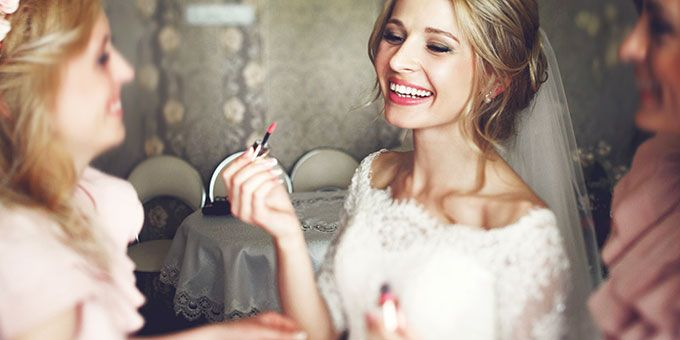 Bridal beauty treatments you need to look radiant and happy on your wedding day.