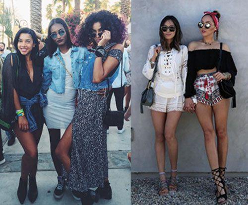 Coachella style inspo for the festival season ahead