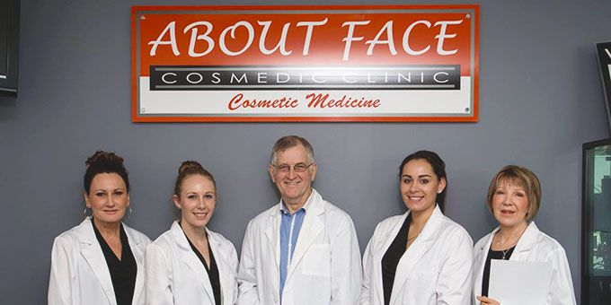 About Face Laser and Cosmedic Clinic is one of Brisbane's most unique cosmetic and laser clinics