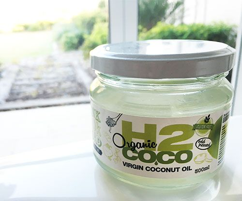 Loco for Coco: A product review of H2Coco Coconut oil