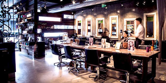 Prema Sydney best salon interior