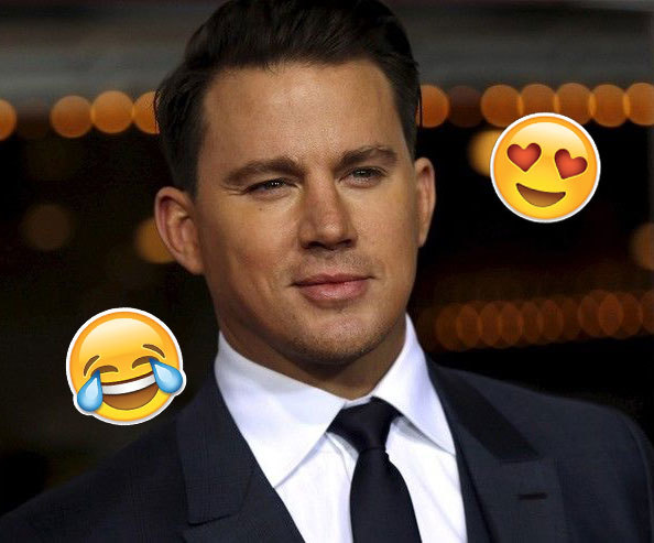 Watch Channing give A-Listers stripper names