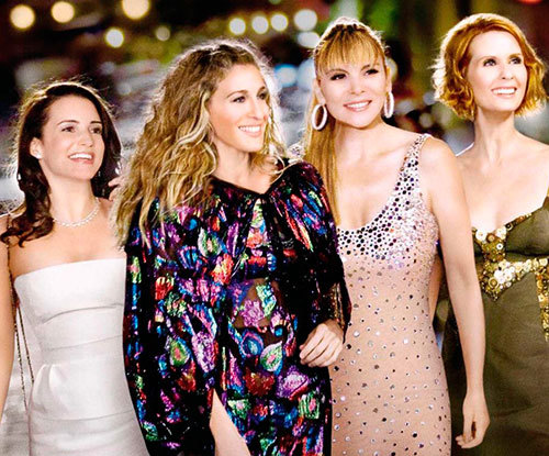 12 Thoughts of a millennial watching SATC