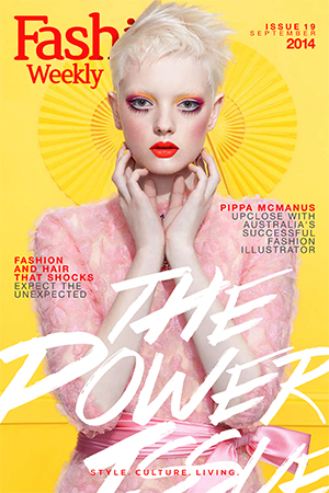 Fashion Weekly Issue 19 The Power Issue September 2014