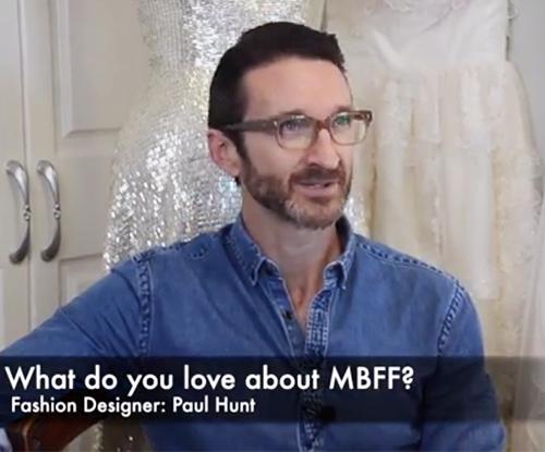 MBFF Designer Exclusive with Paul Hunt