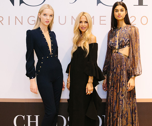 Rachel Zoe talks personal style at The Fashion Capital