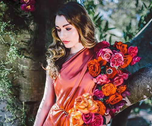 Bloom with Brisbane Arcade's flower show