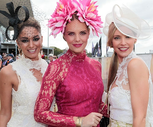 Fashion Weekly's 2016 Melbourne Cup Luncheon