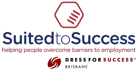 Suited to Success and Dress for Success Brisbane Logo as a Sponsor for Fashion Weekly