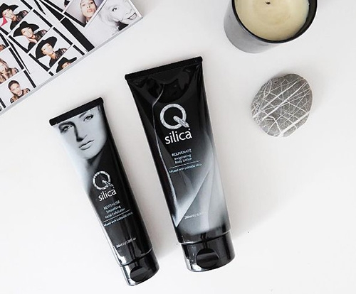 Skin, hair & nails: Qsilica leads the beauty glow
