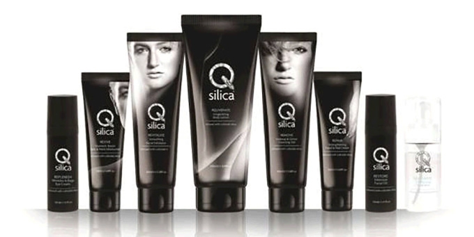 Don't fall victim to the hype of the latest beauty products. Instead let us introduce you to Qsilica, a heavenly beauty range that will elevate your glow.