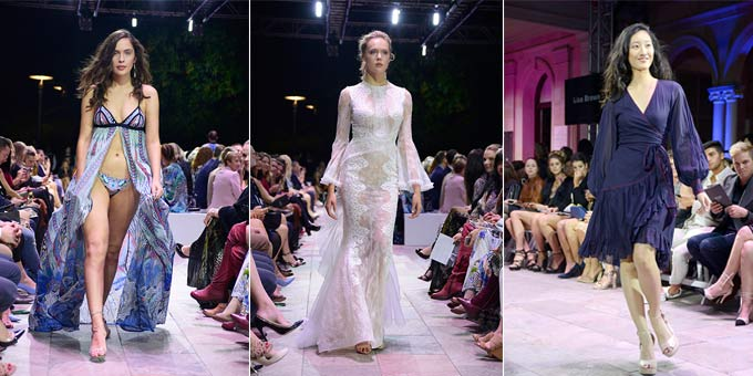 We have the runway wrap up from the Mercedes-Benz Group Show, including the facts and figures from the dazzling five-day affair that was Mercedes-Benz Fashion Festival Brisbane 2017.