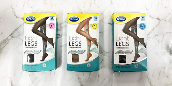 I've discovered 2 new lifestyle essentials from tech21 and Scholl that I simply cannot live without.