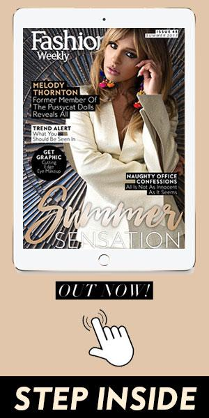 Fashion Weekly Magazine Out Now