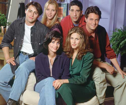 Life lessons learned from hit TV series FRIENDS
