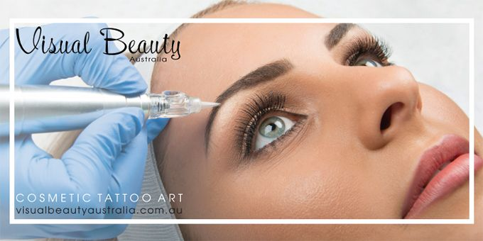 Visual Beauty Australia brows