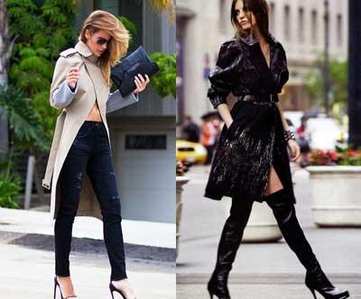 Fashion tips for dressing up during autumn winter