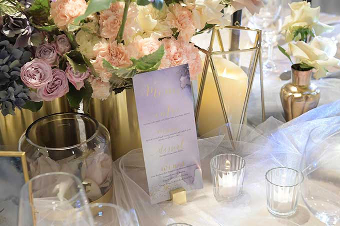 The crème of the crop collaborated to celebrate the annual wedding showcase, 'The One', at Customs House.