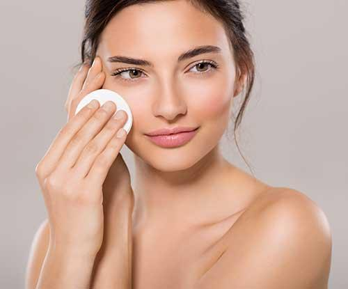 Ditch the scrub and use a chemical exfoliant