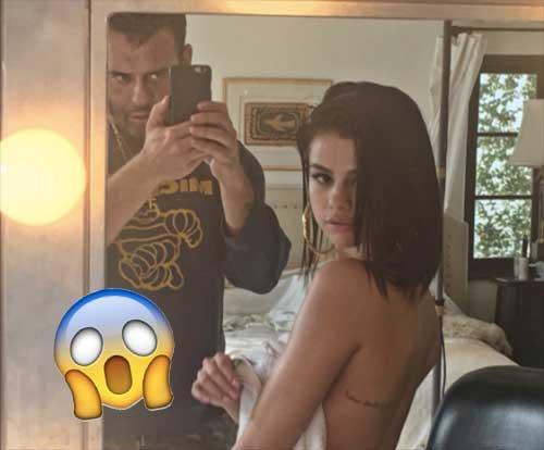 Insta of Selena Gomez's derriere has been deleted