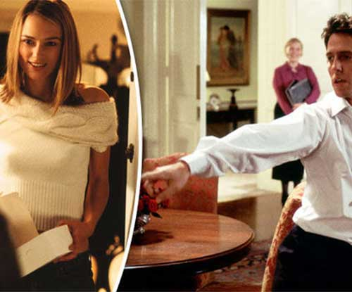 8 Things 'Love Actually' taught us about love
