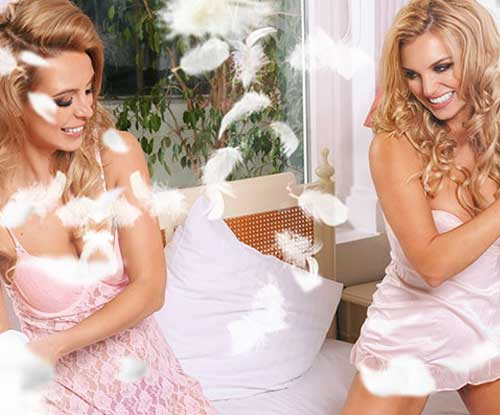 How to plan the perfect sleepover for your besties
