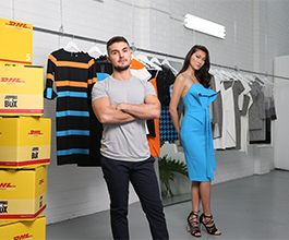 10 Questions with 2015 DHL Express Fashion Export Scholarship Winner By Johnny