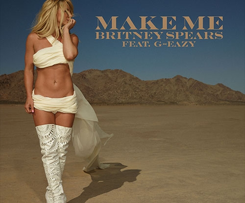 Britney Spears suprises with 'Make Me' single
