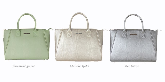 Cool Tote collection from Cool Clutch