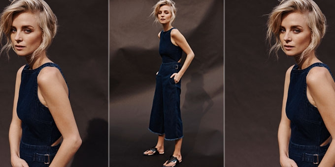So what's all the fuss about? Well, retail giant Cotton On has announced a brand new and exclusive 18 piece denim capsule called 91:LTD. The collection features the latest on-trend styles including skirts, dresses, jackets and jumpsuits.