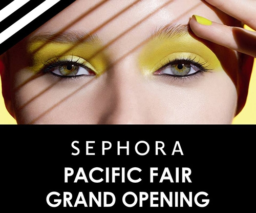 Sephora set to open at Pacific Fair mid July
