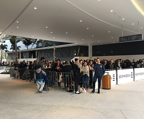Why the opening of QLD's Sephora is the craziest