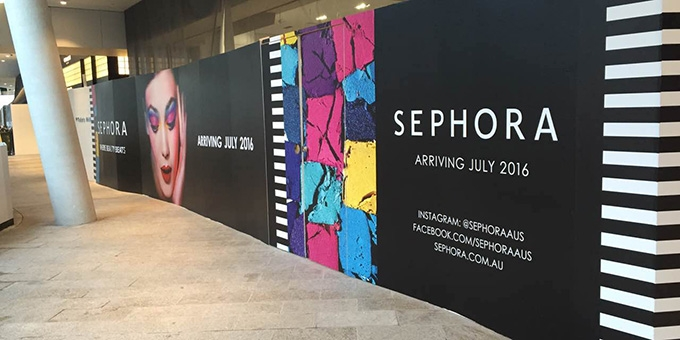 Queensland beauty lovers rejoice. Sephora is finally gracing the sunshine state, and its magical doors are set to open on the 15th of July, 2016.