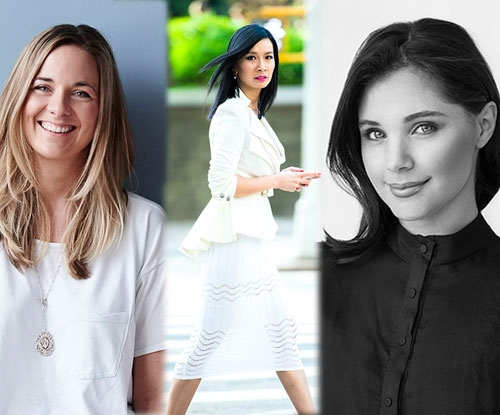 3 #GIRLBOSSES reveal birth of killer business
