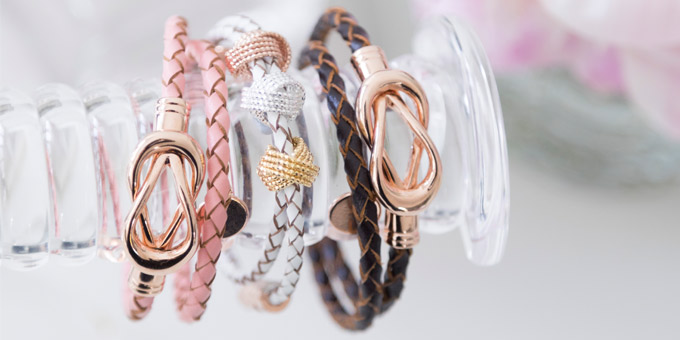 Infinity Bracelets Lady Fox Fashion Weekly