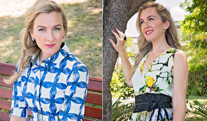 Carly Vidal-Wallace: The fashionable mastermind behind Brisbane Fashion Month.
