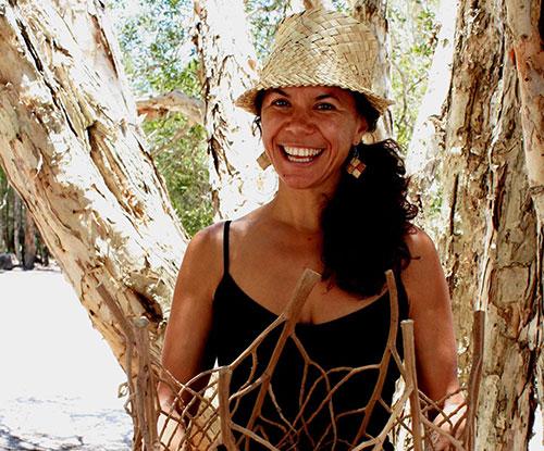 Sculptor &  Fibre Artist Anaheke Metua talks Nest