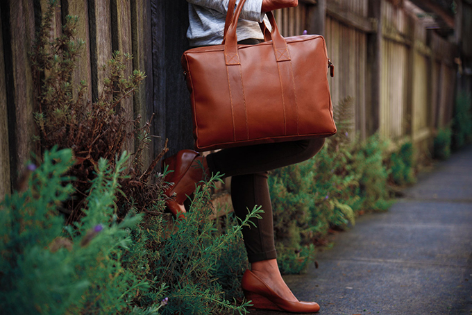 Love the simple, functional elegance of Sennja leather goods
