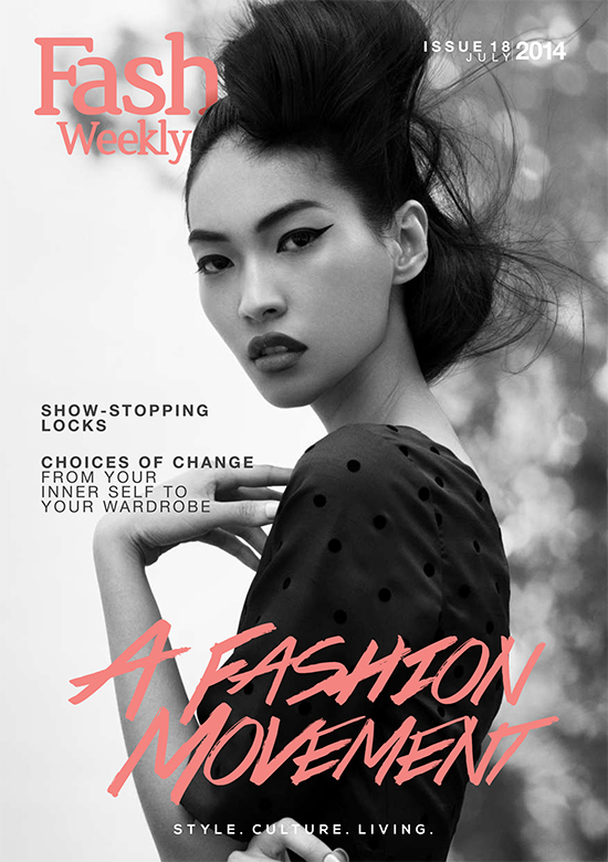 Fashion Weekly Issue 18 | July 2014 | A Fashion Movement
