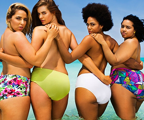 The glaring truth about 'body positivity'