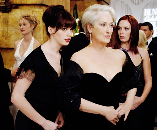18 sassy quotes from The Devil Wears Prada