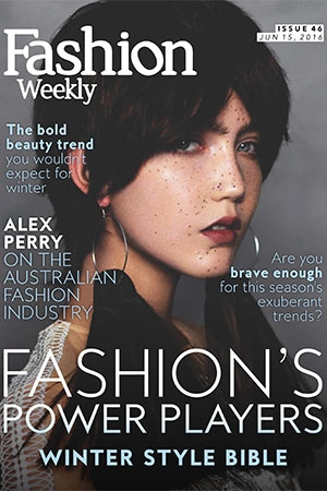 Fashion Weekly Magazine Subscribe Today