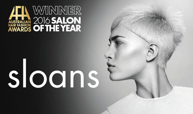 Sloans is one of Australia's most unique hair salons.
