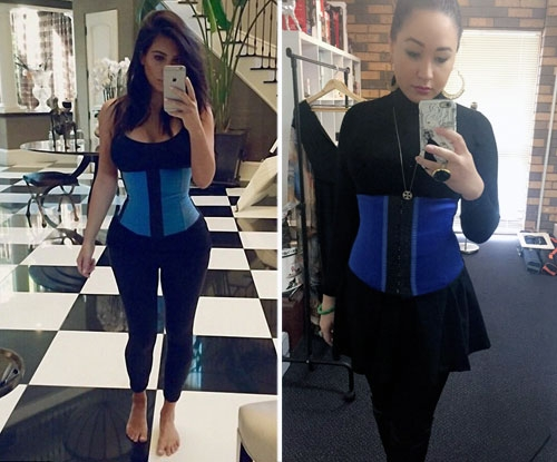 Waist trainer review: the cursed hourglass figure