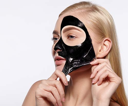 Are charcoal masks doing more harm than good?
