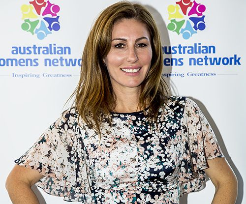 VIP's who attended Australian Women's Network for IWD