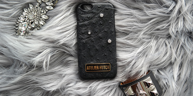 Atelier Hutch iphone case