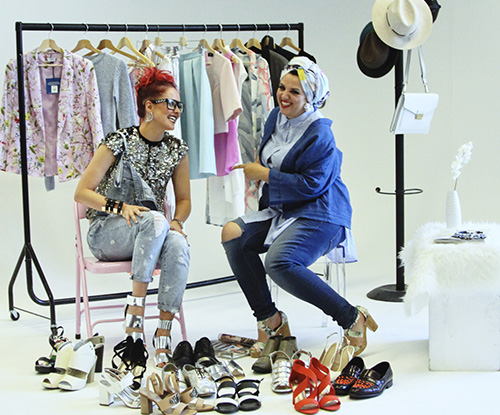 Elin Mai & Tanja Mrnjaus from Style My talk style secrets